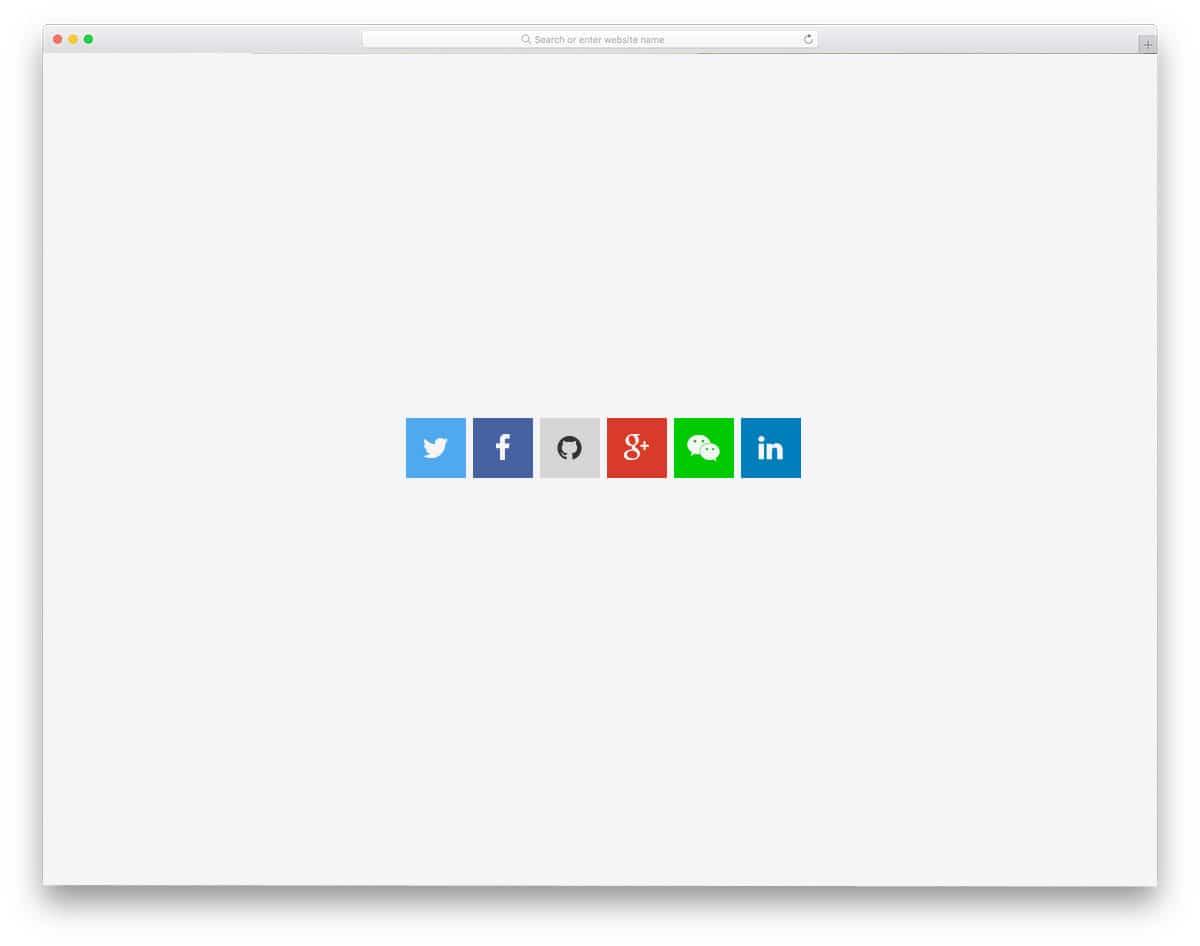 Flipping-Social-Media-Icons