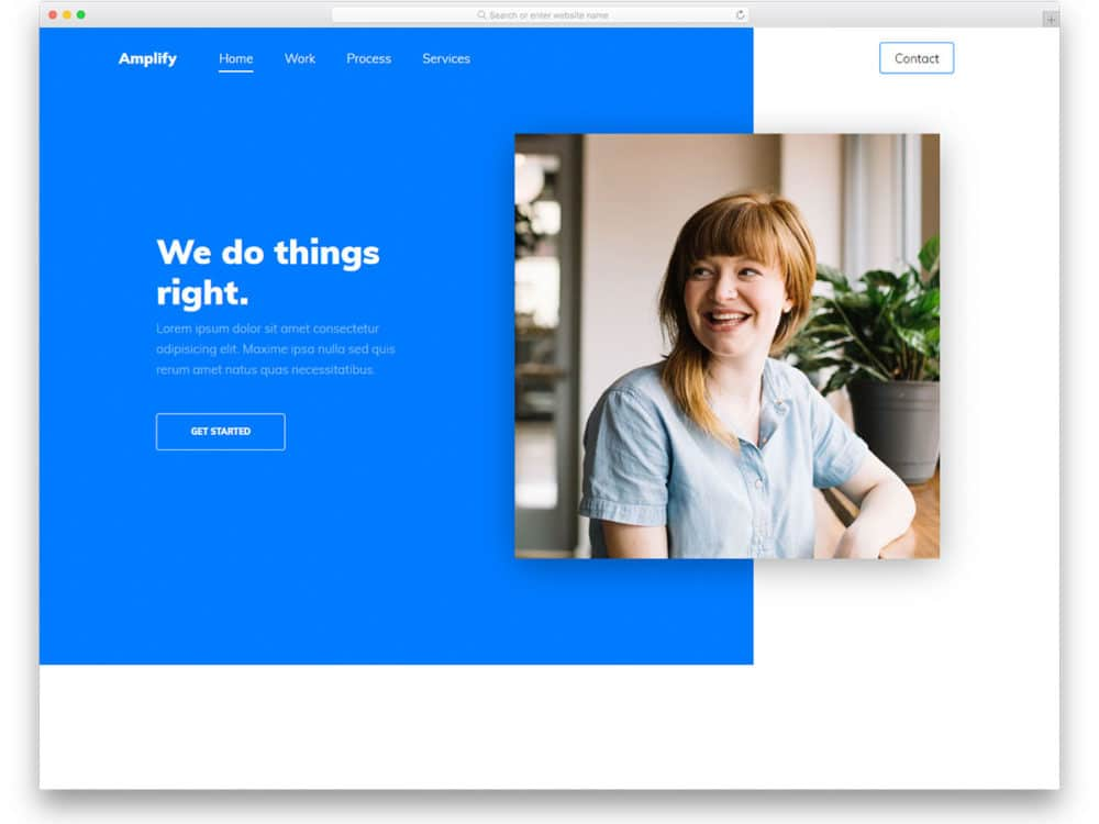 amplify-free-web-design-templates