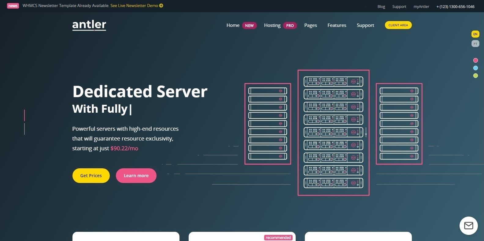 antler-bootstrap-hosting-template