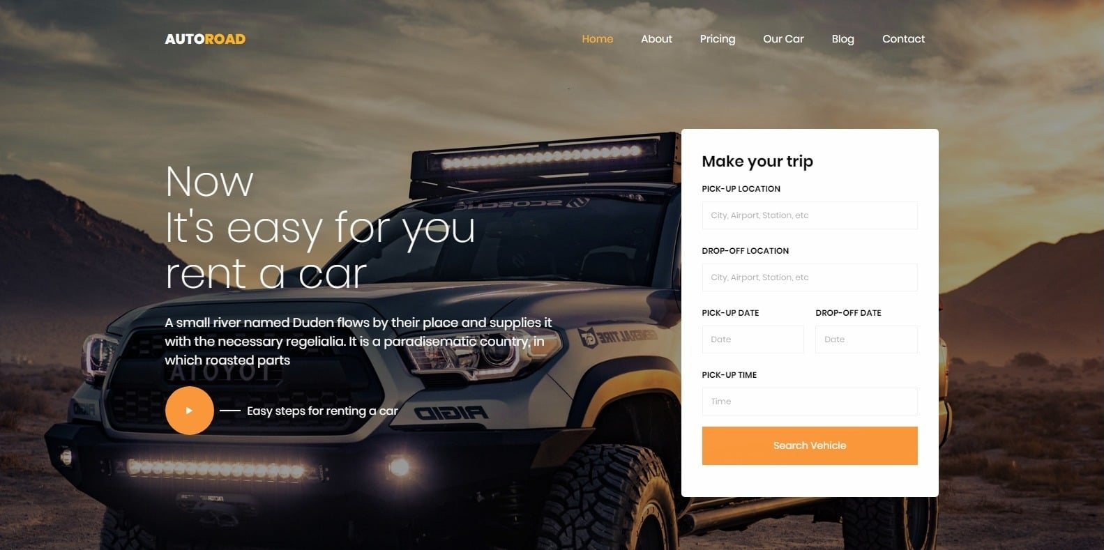 autoroad-transportation-website-template