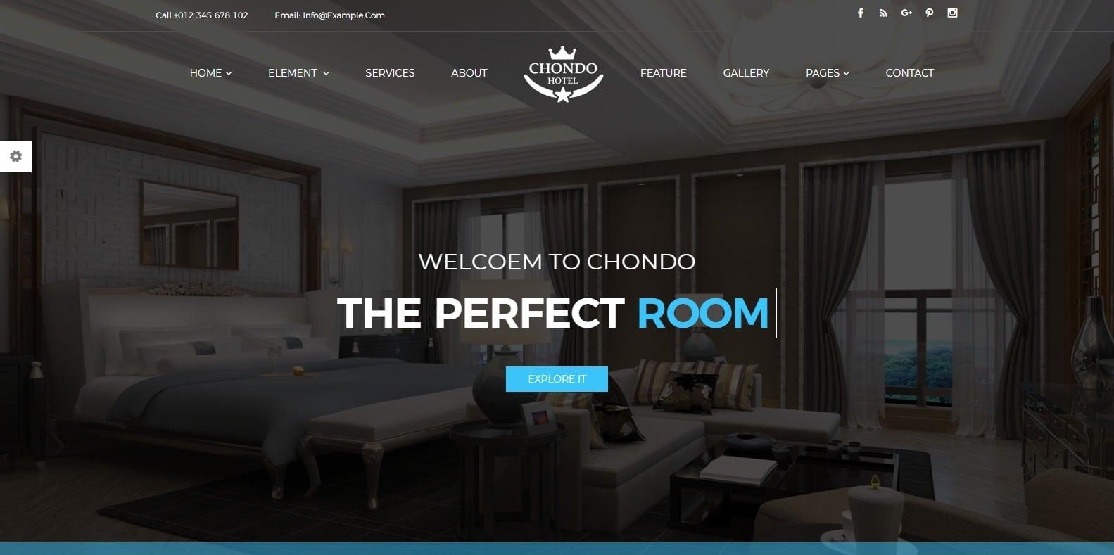 chondo-hotel-template