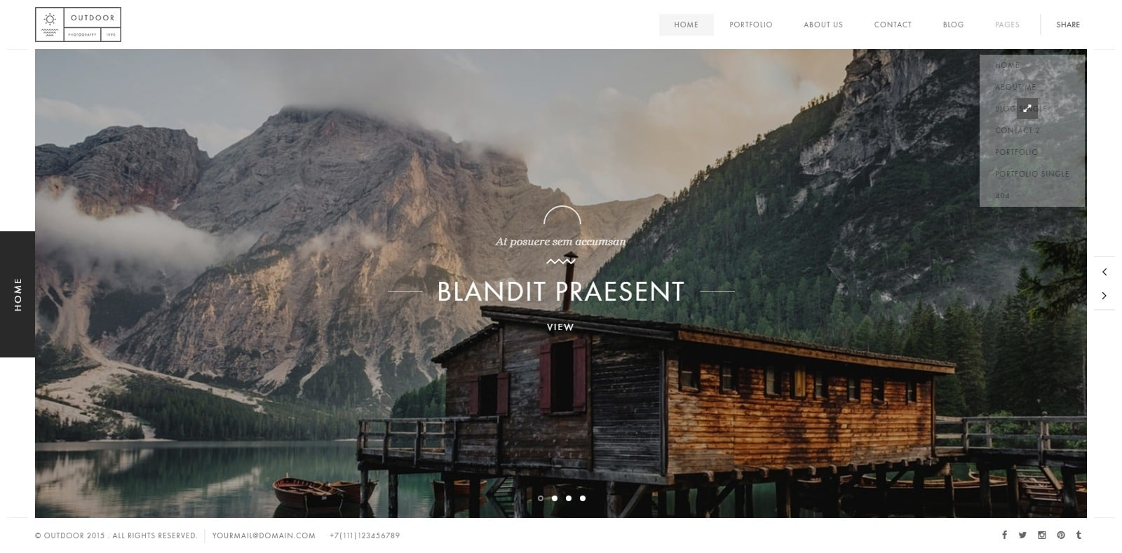 outdoor-photography-website-template