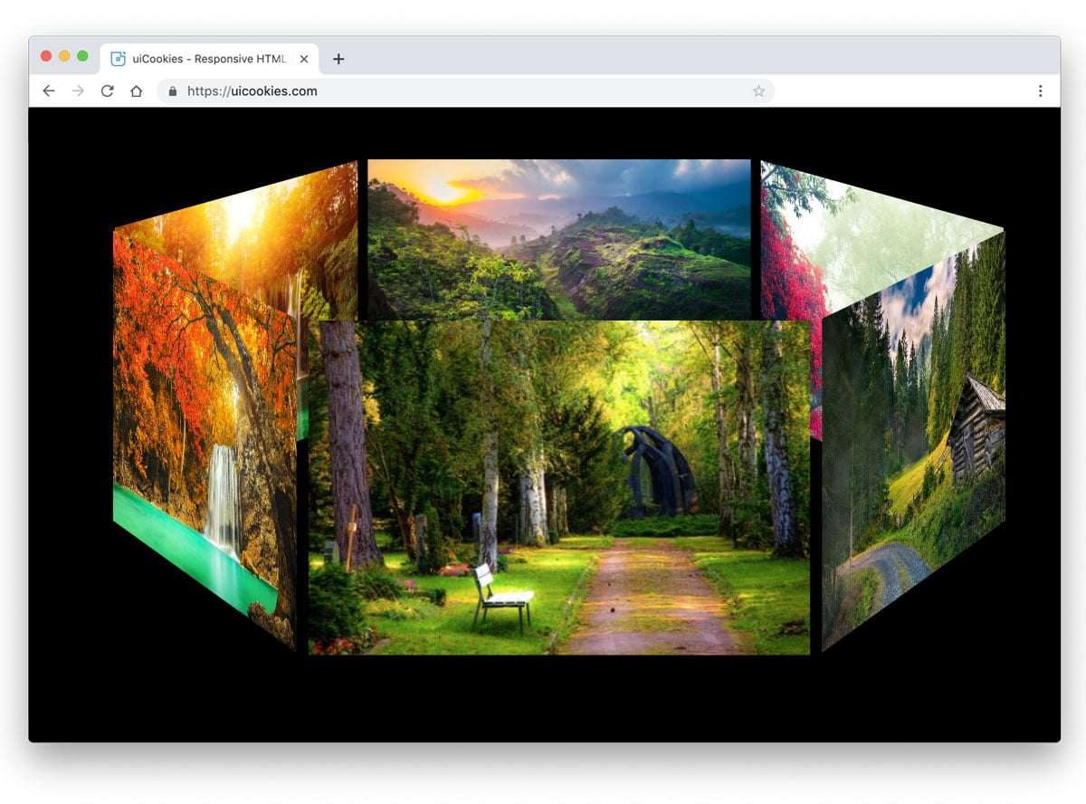 20 Bootstrap Image Gallery Examples For Image Heavy Websites