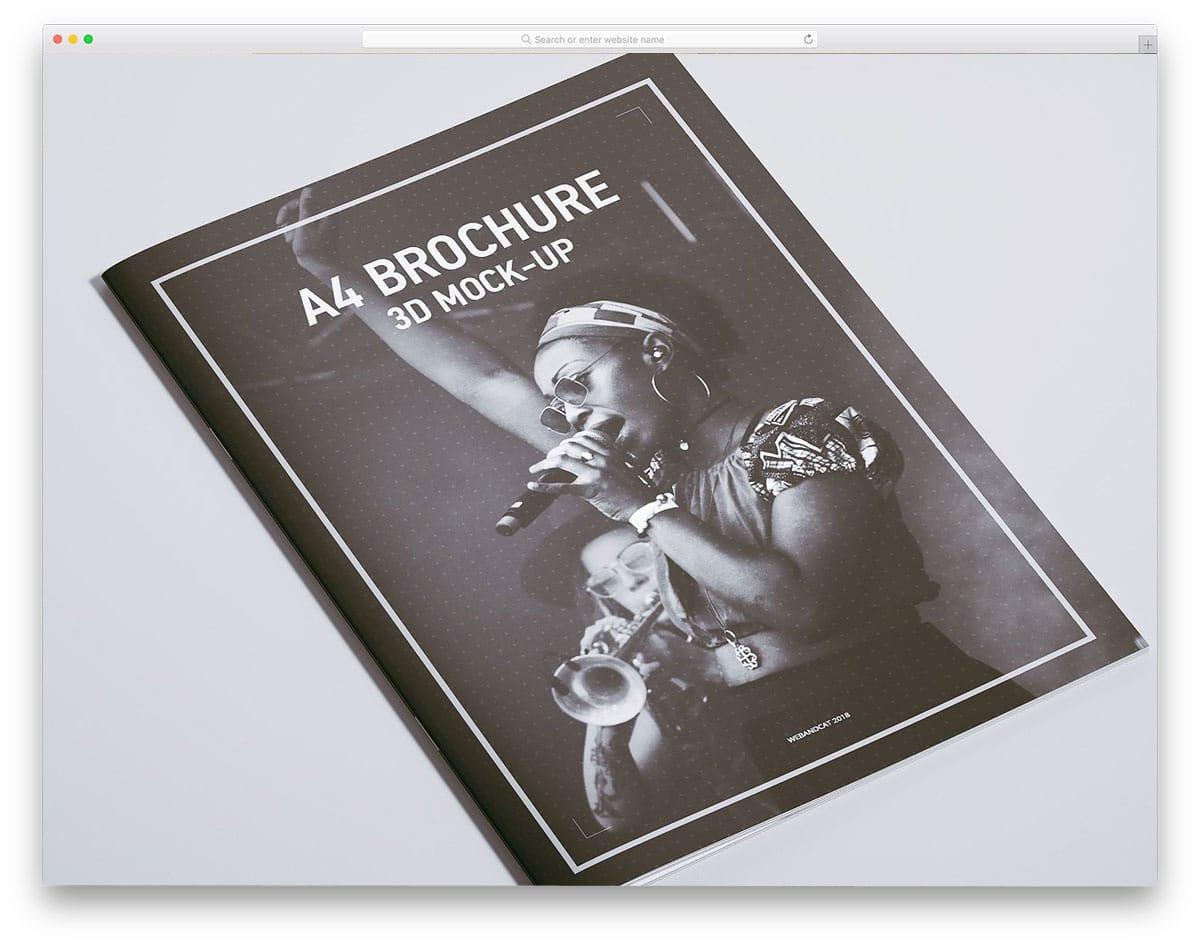 A4-Magazine-Brochure-Mock-up