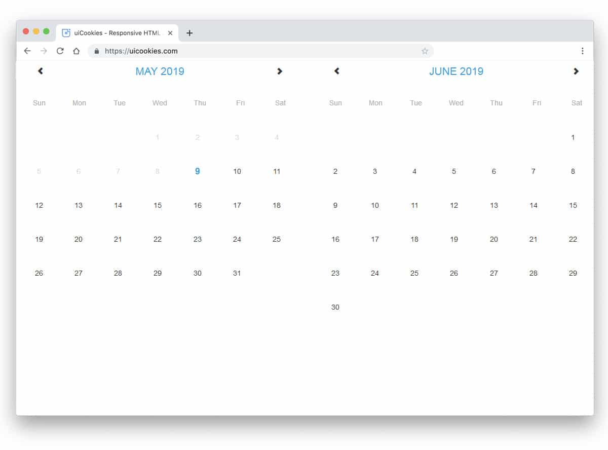 20 Bootstrap Datepicker Examples For All Types Of Forms And