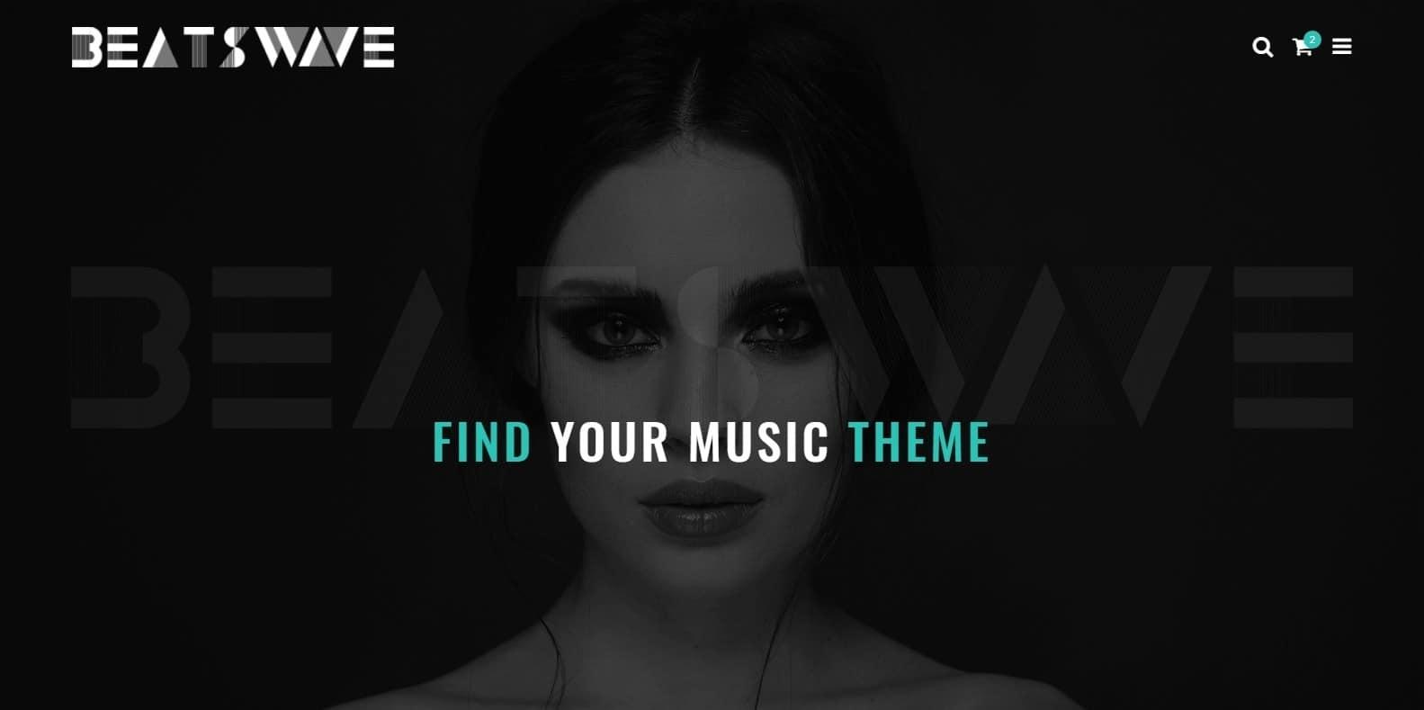 beatswave-dj-website-template