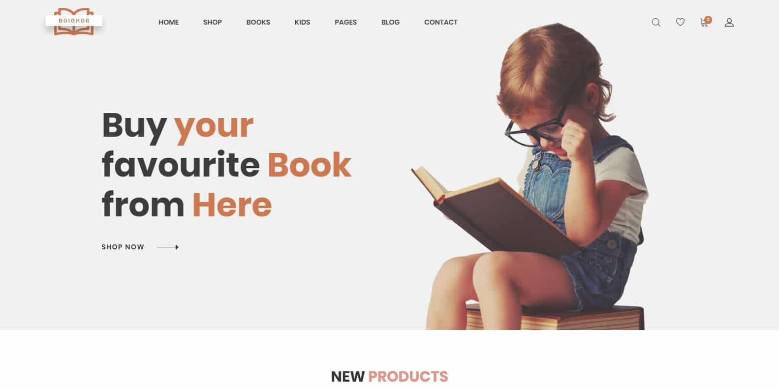 boighor-html-bookstore-website-template