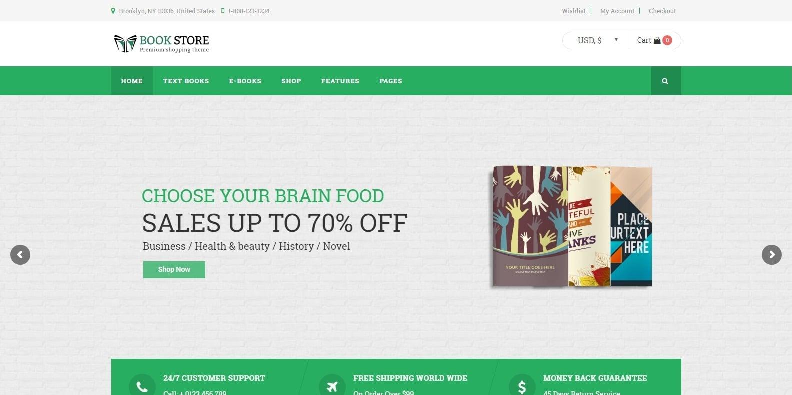 bookstore-html-bookstore-website-template