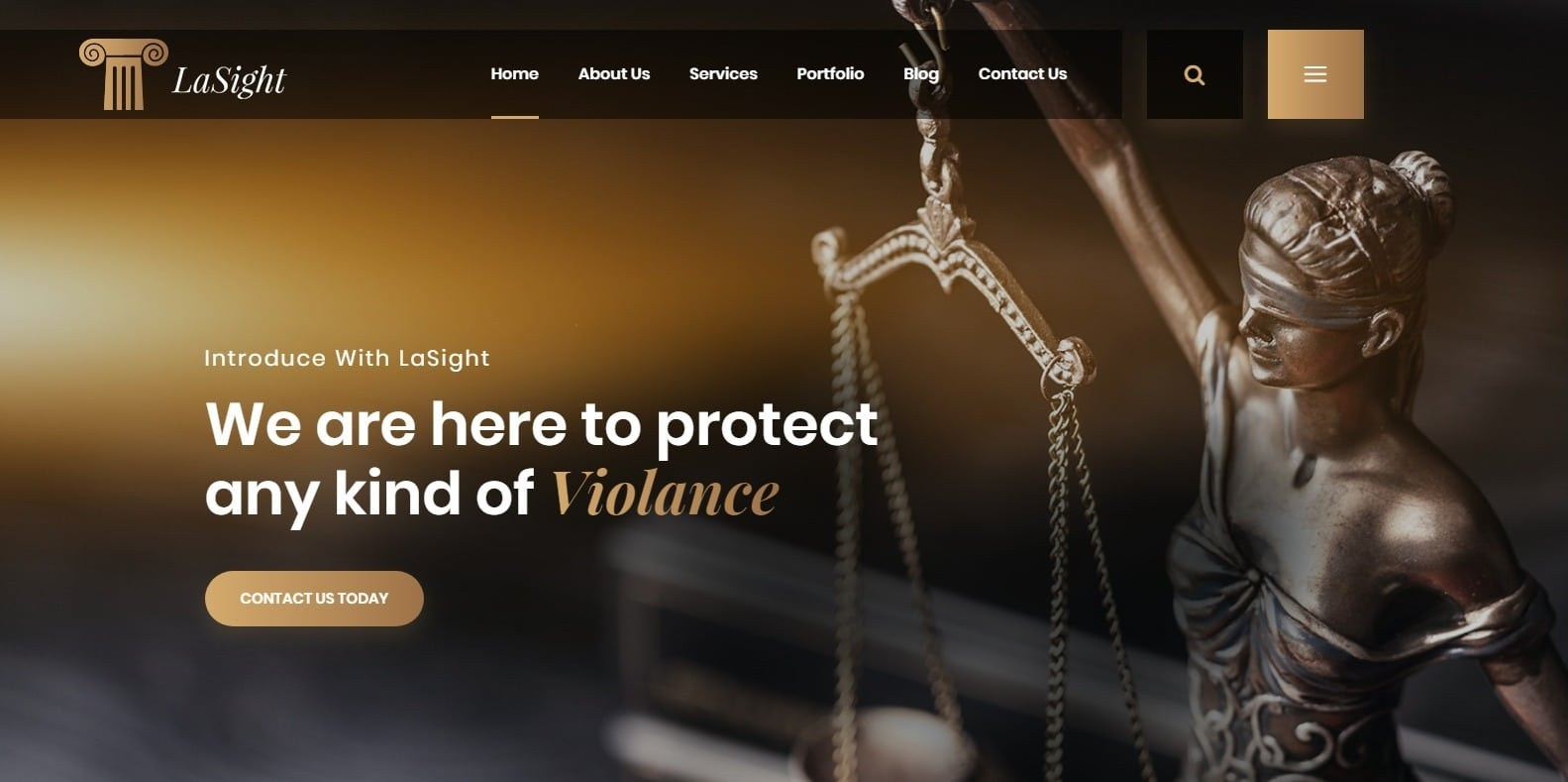 lasight-attorney-website-template