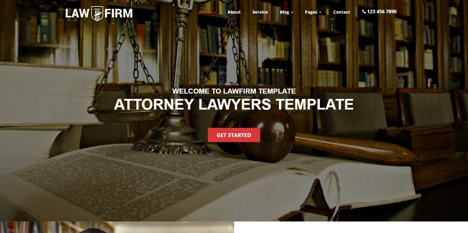 law-firm-attorney-website-template