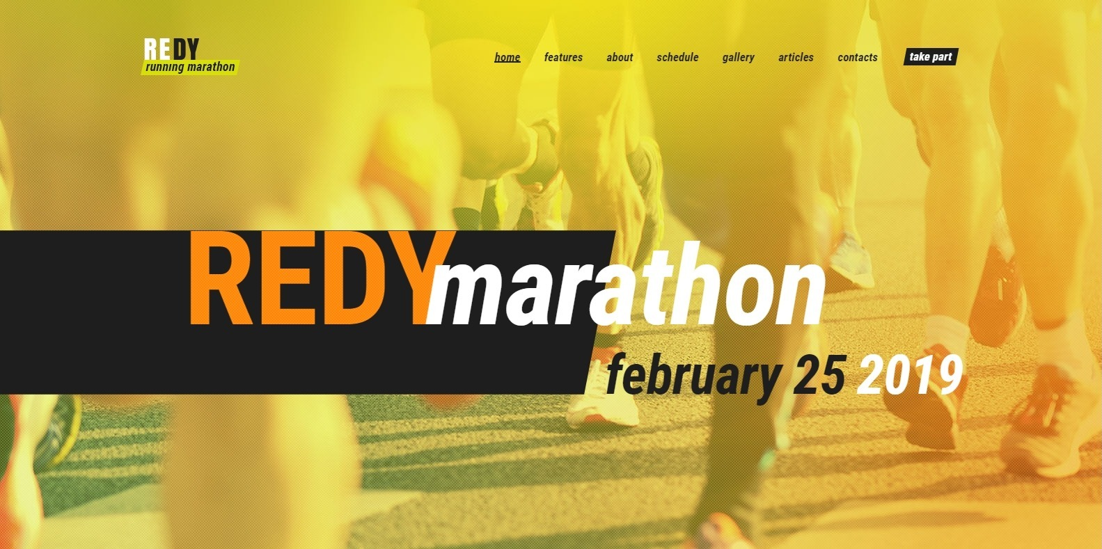 redy-sports-website-template