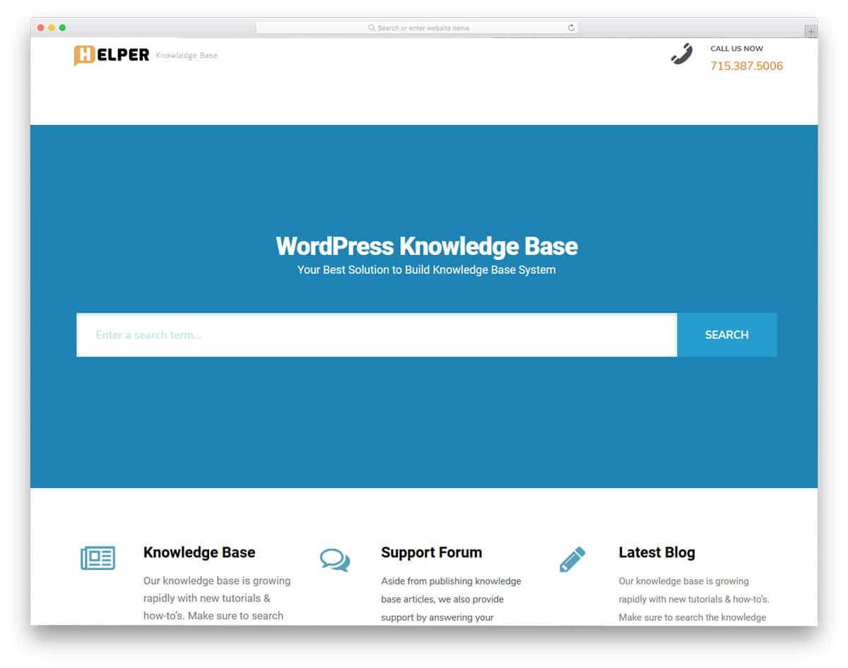 neatly categorized wordpress wiki themes