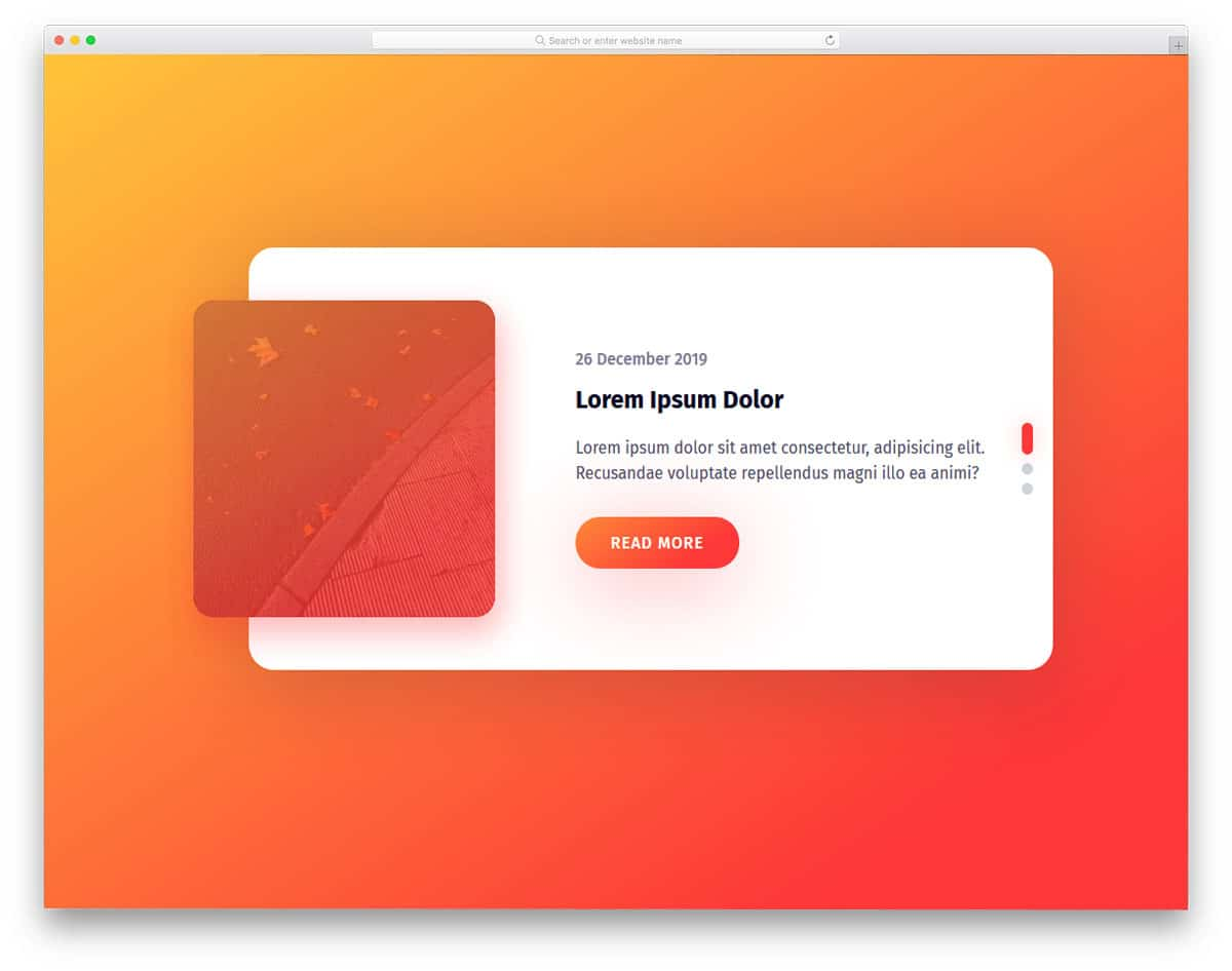 25 Bootstrap Cards Examples For Natural And Fluid User