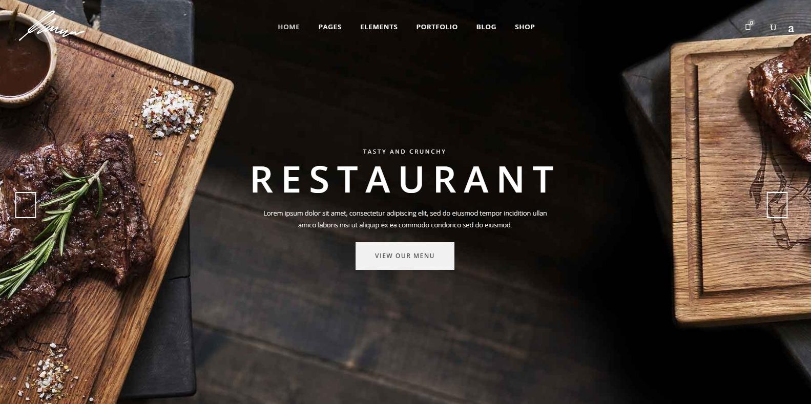 savory-restaurant-website-template