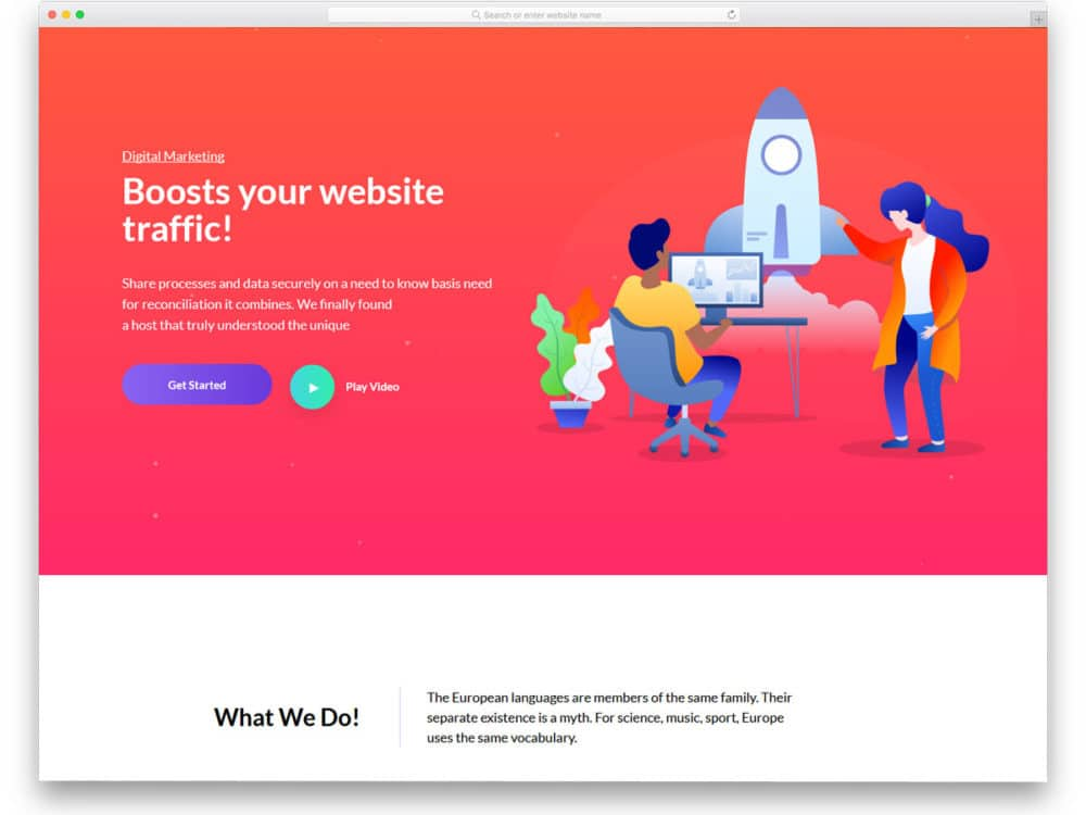 21 SEO Agency WordPress Themes To Powerup Your Optimized Contents