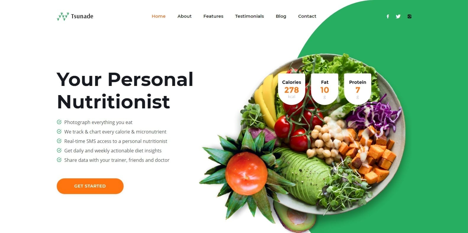 tsunade-food-blog-website-template-html