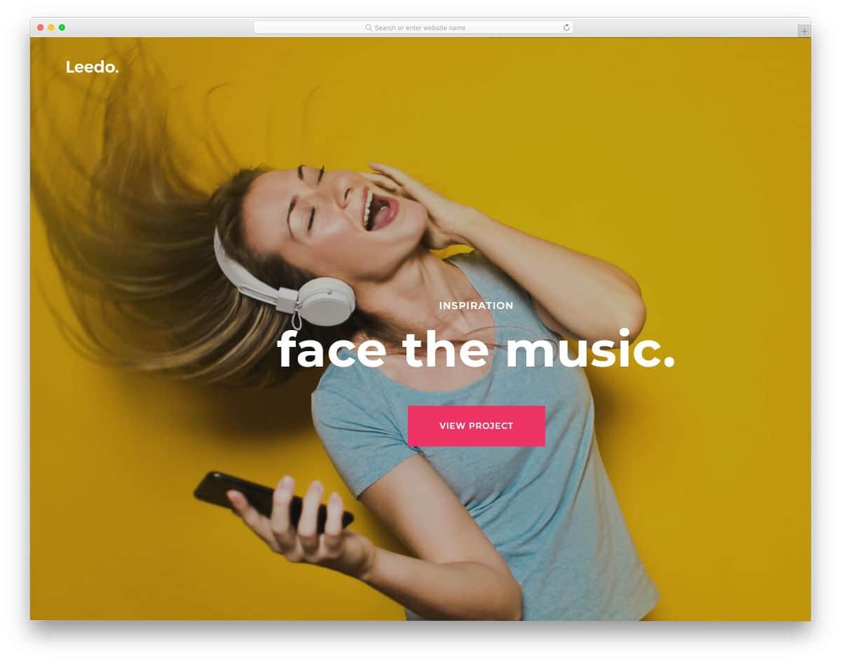 colorful multipurpose WordPress theme
