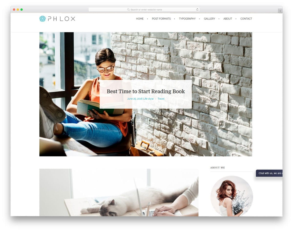 multipurpose wordpress theme for creative minds