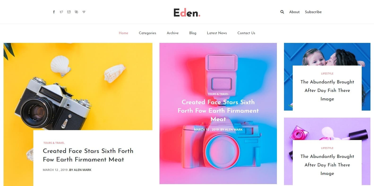 eden-best-website-templates