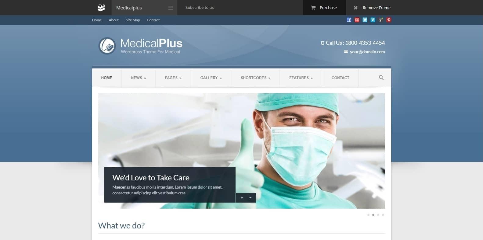 medical-plus-medical-website-template