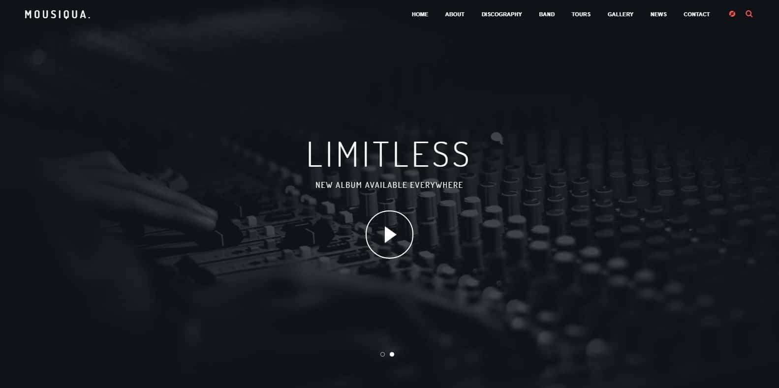 mousiqua-html-music-website-template