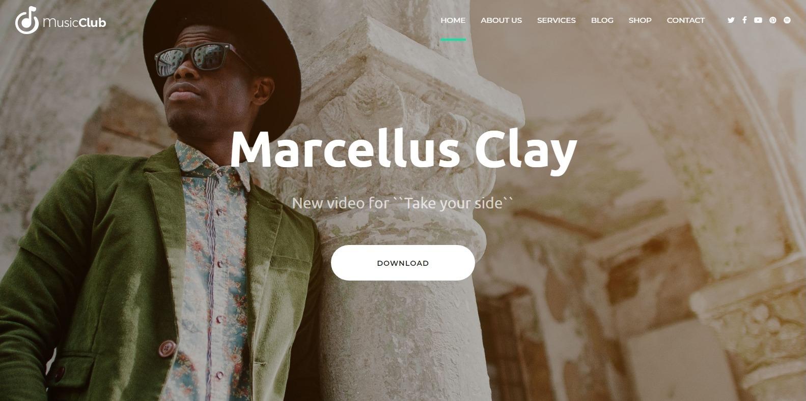 music-club-html-music-website-template