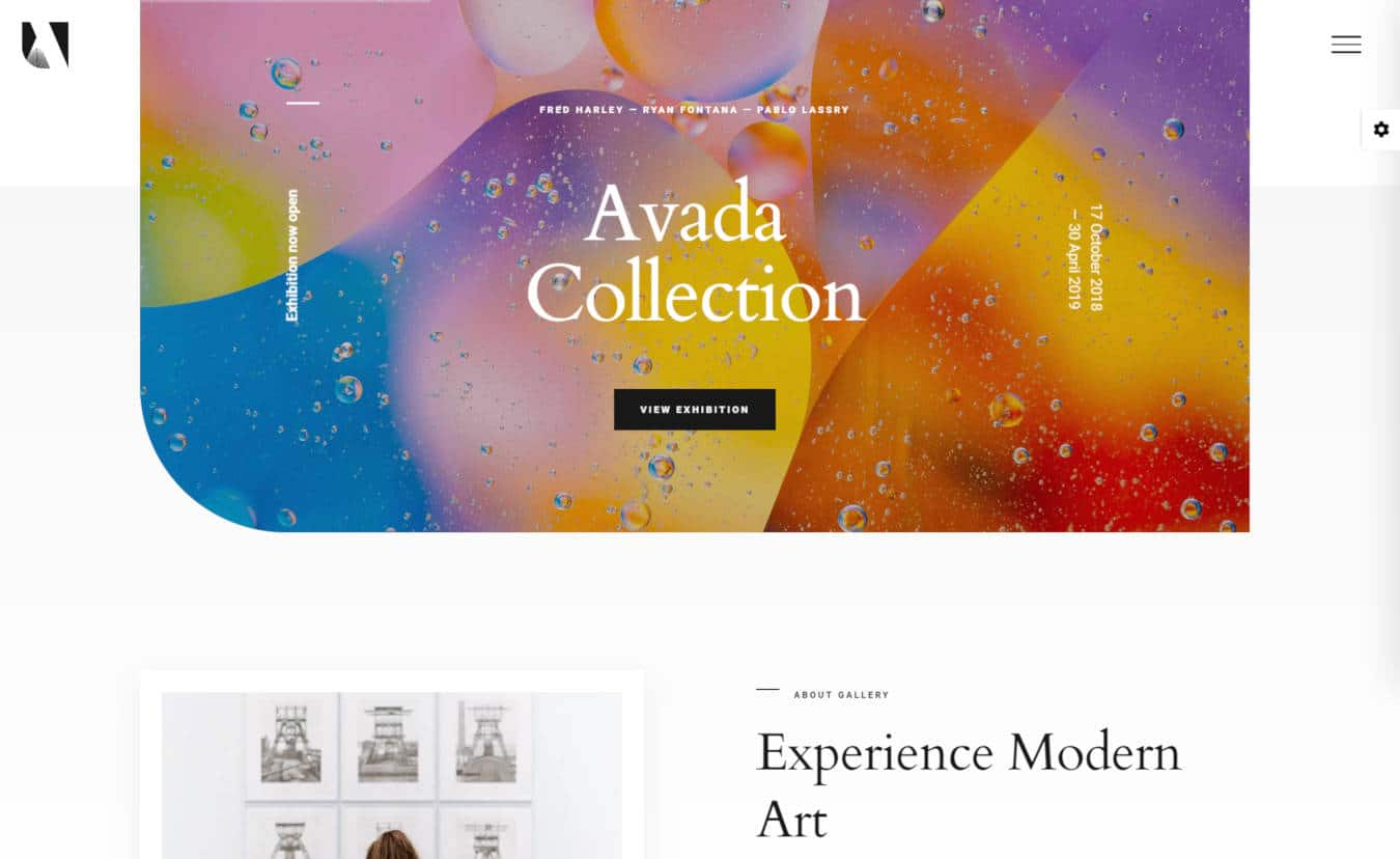 multipurpose website templates avada