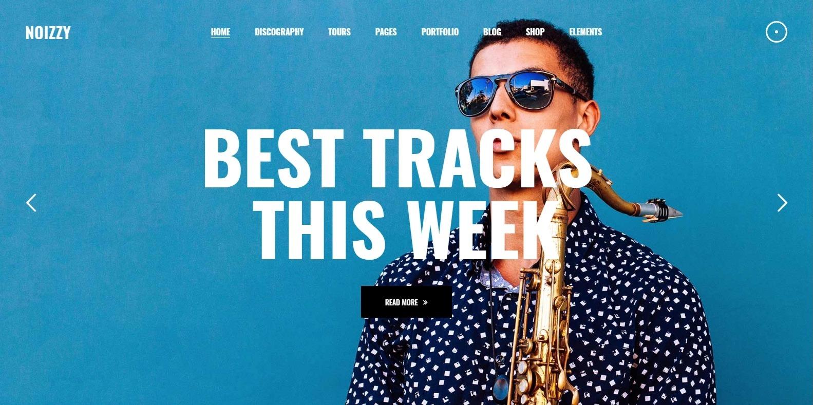 noizzy-html-music-website-template