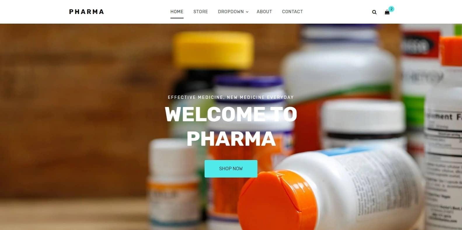 pharma-best-website-templates