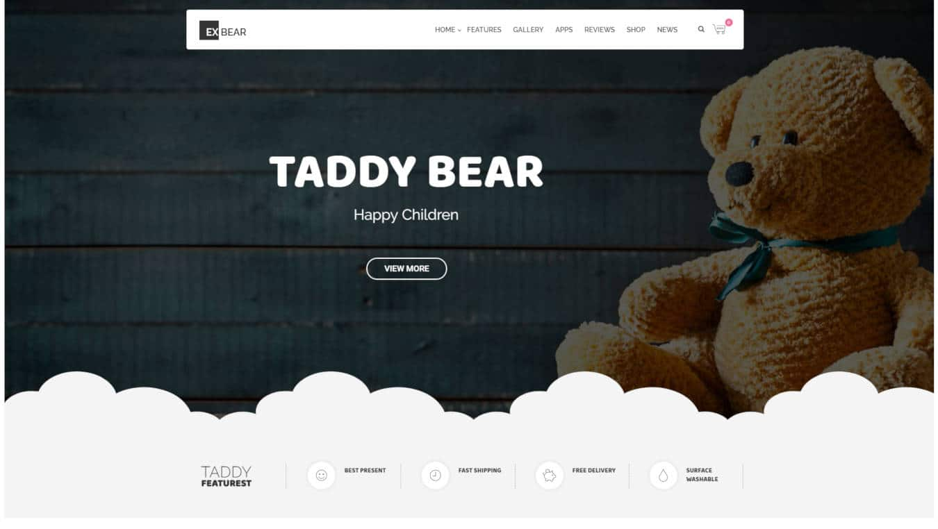 product website templates exproduct