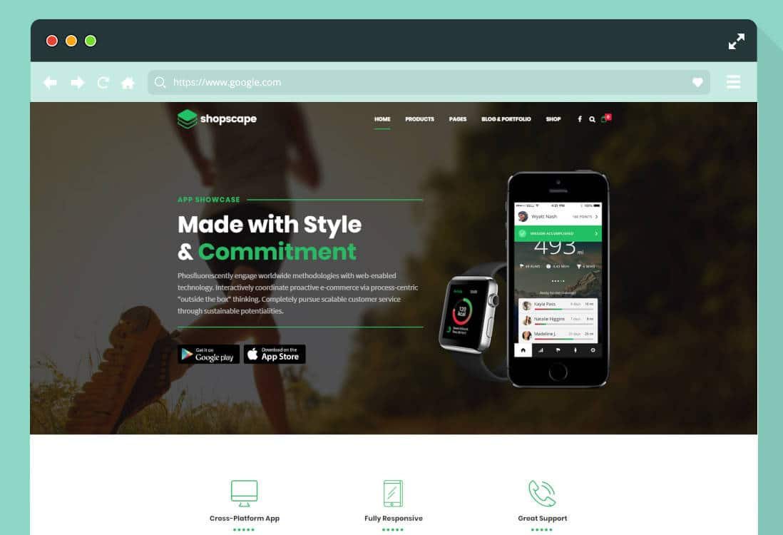product website templates featured image