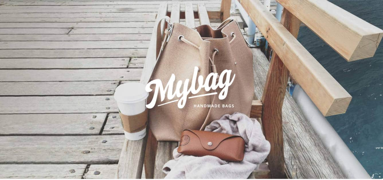 product website templates mybag