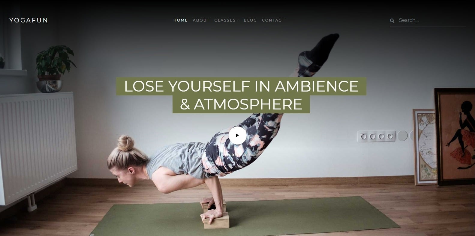 yogafun-best-website-templates
