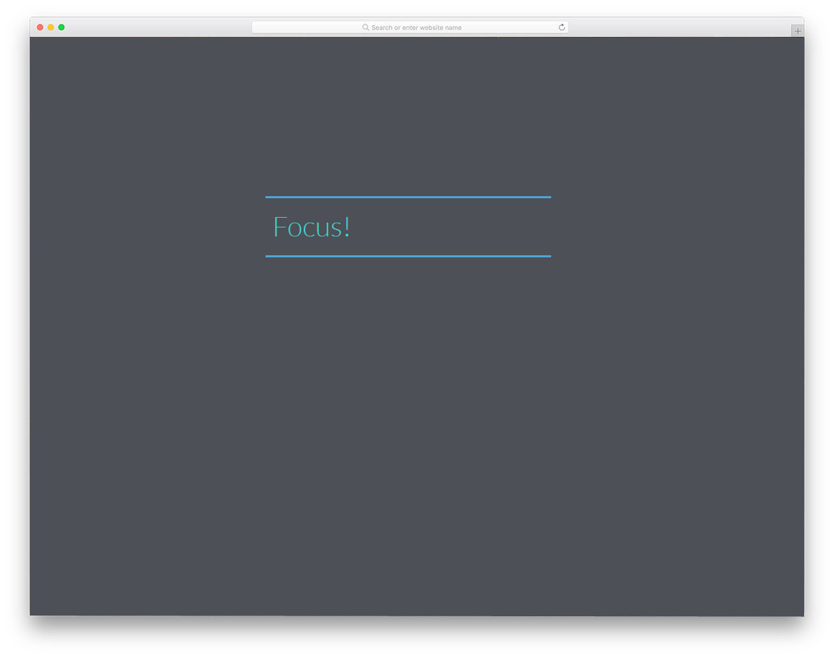 animated css input text field