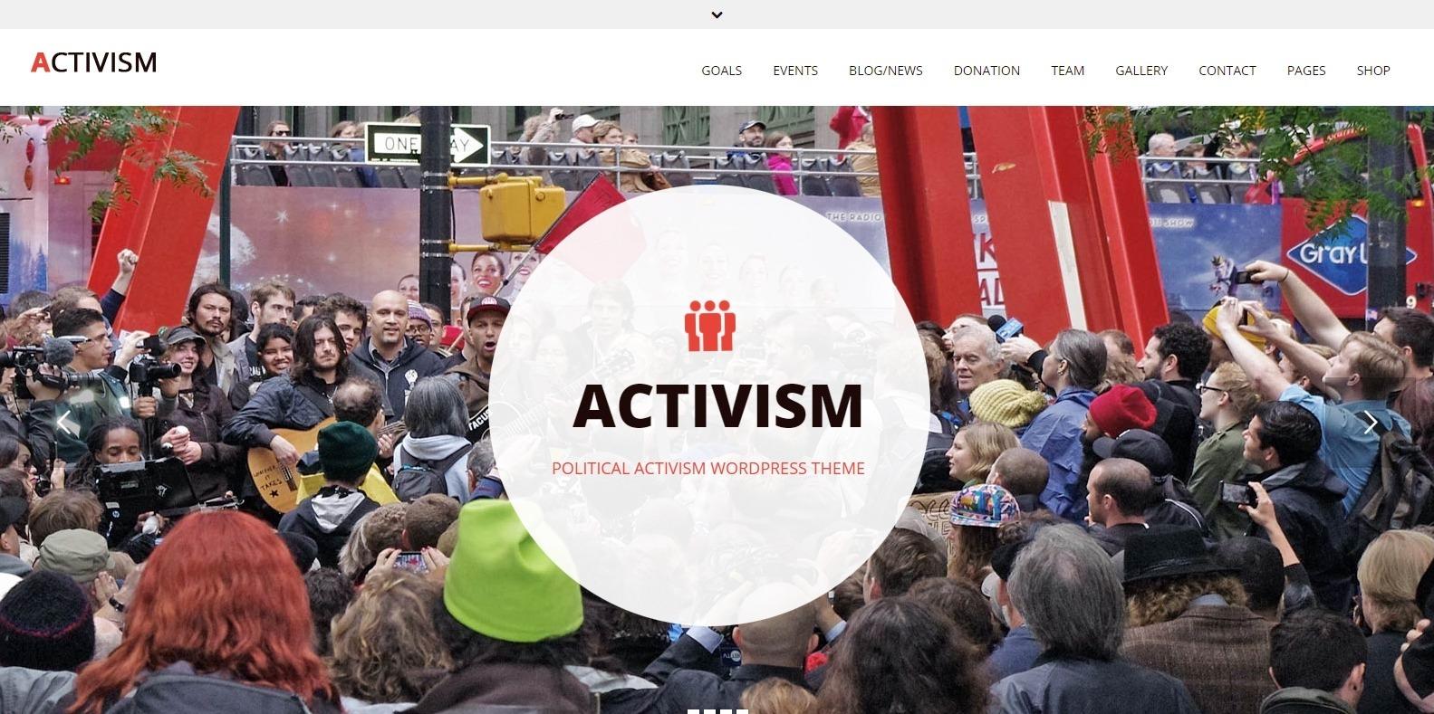 activism-political-website-template
