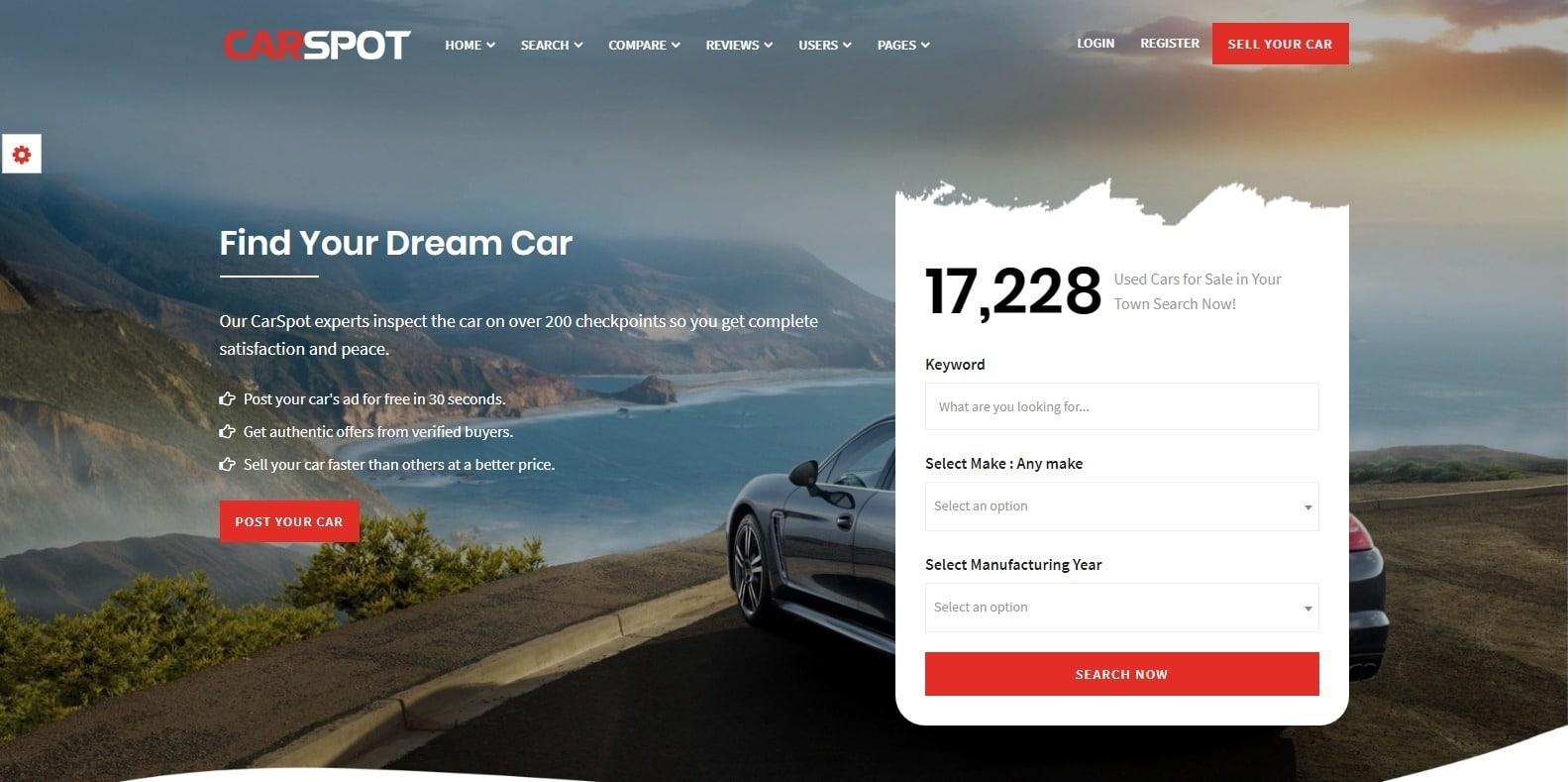 carspot-automotive-wordpress-theme