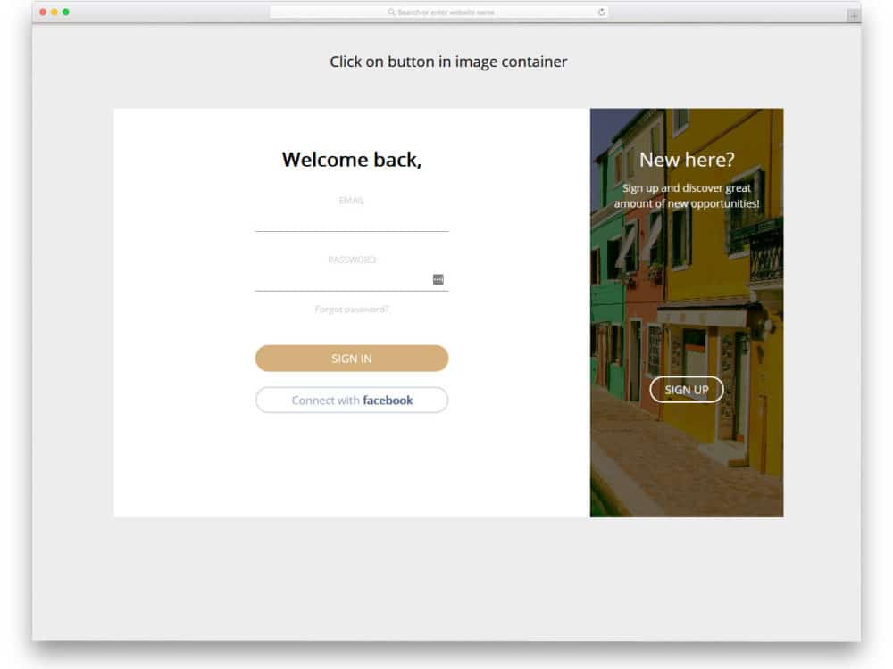 38 Best Free Login Forms For Websites And Mobile Applications 2020