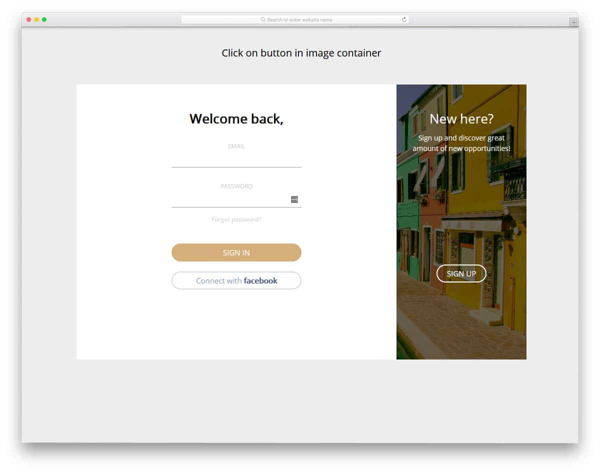 41 Best Free Login Forms For Websites And Mobile Applications 2020