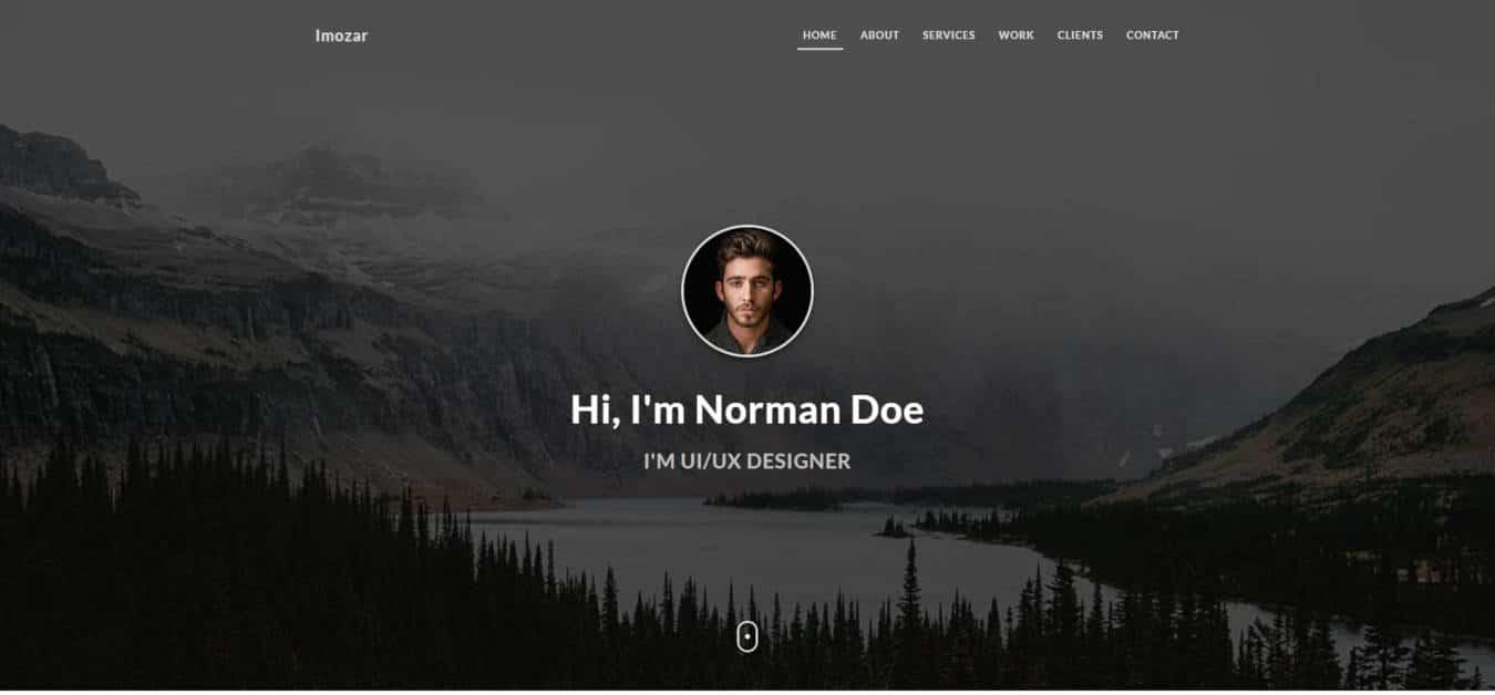 graphic design website templates imozar