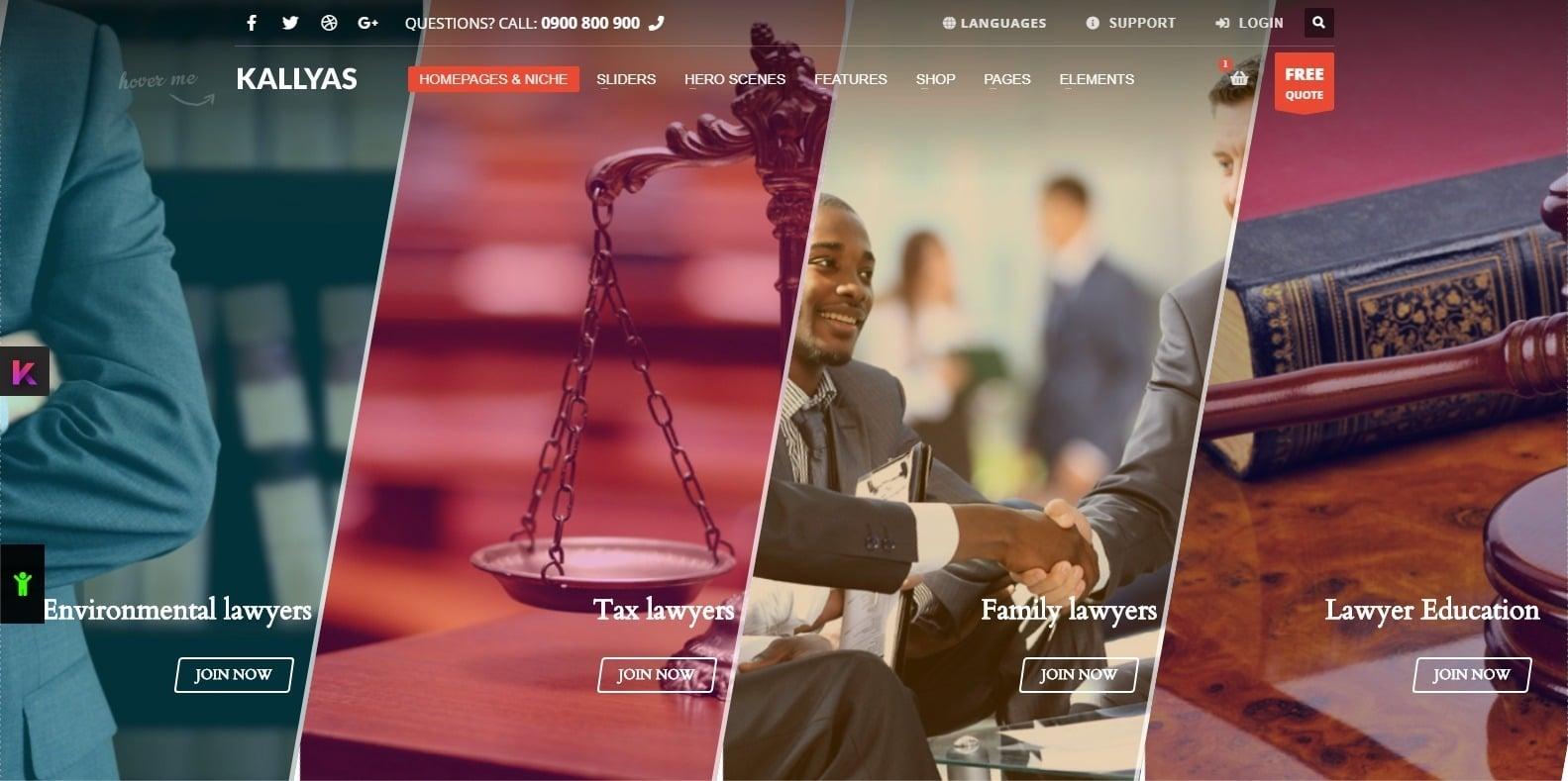 kallyas-finance-webaite-template
