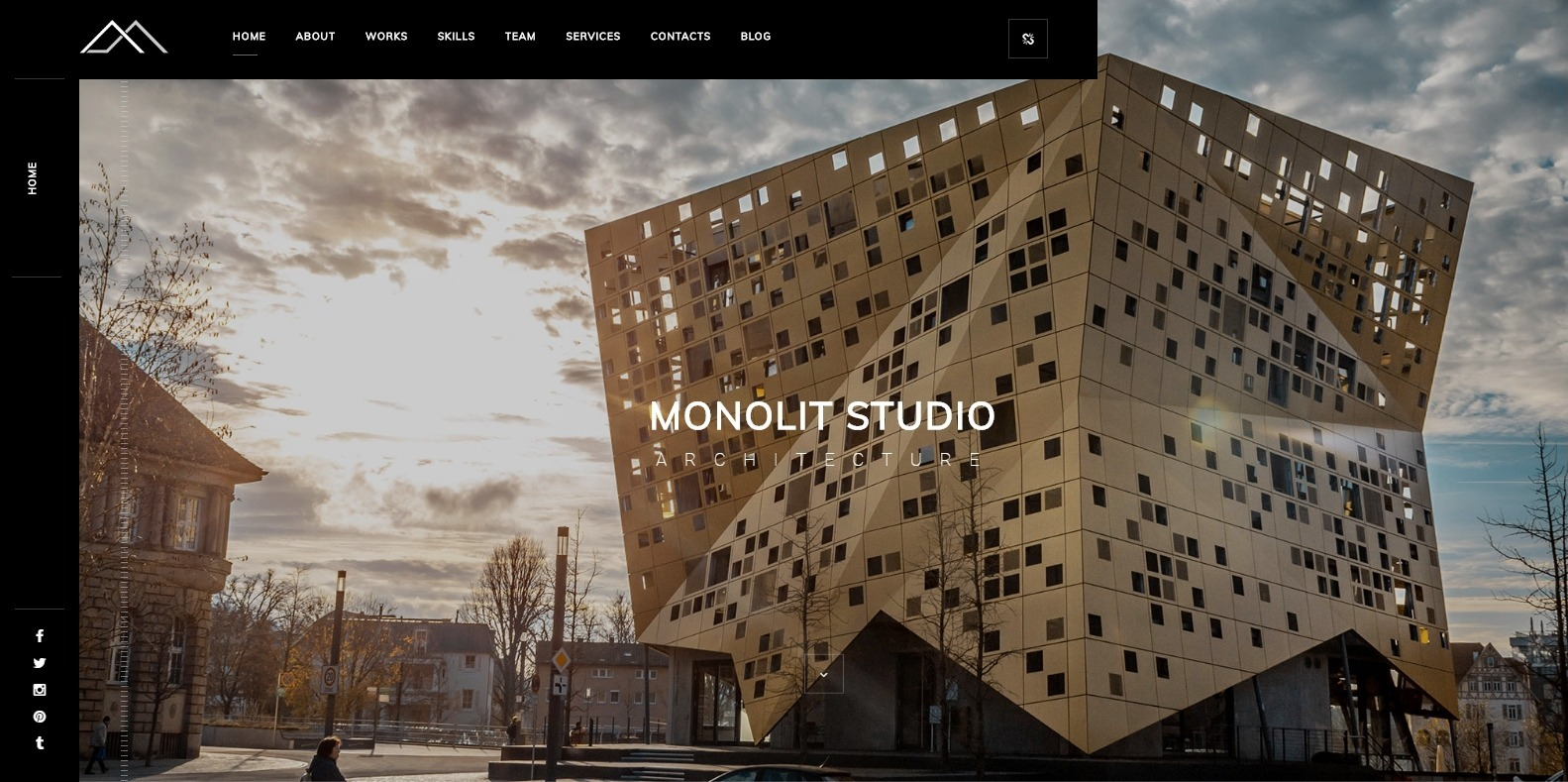monolit-interior-design-template