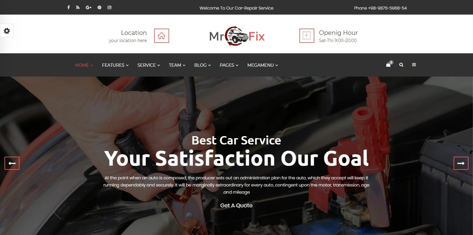 mrfix-automotive-website-template