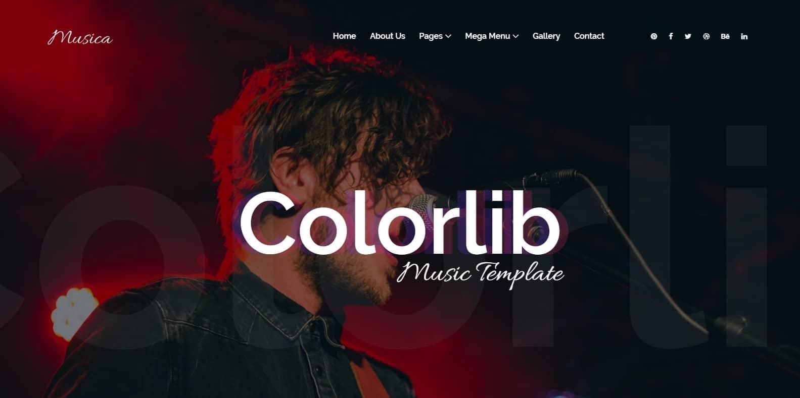 musica-html-free-music-template