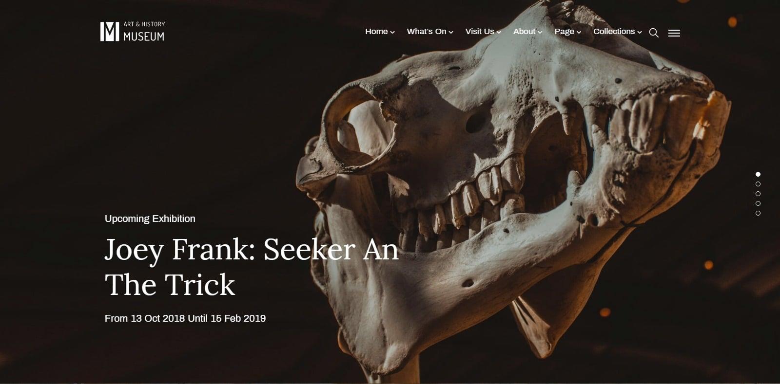 muzze-gallery-website-template