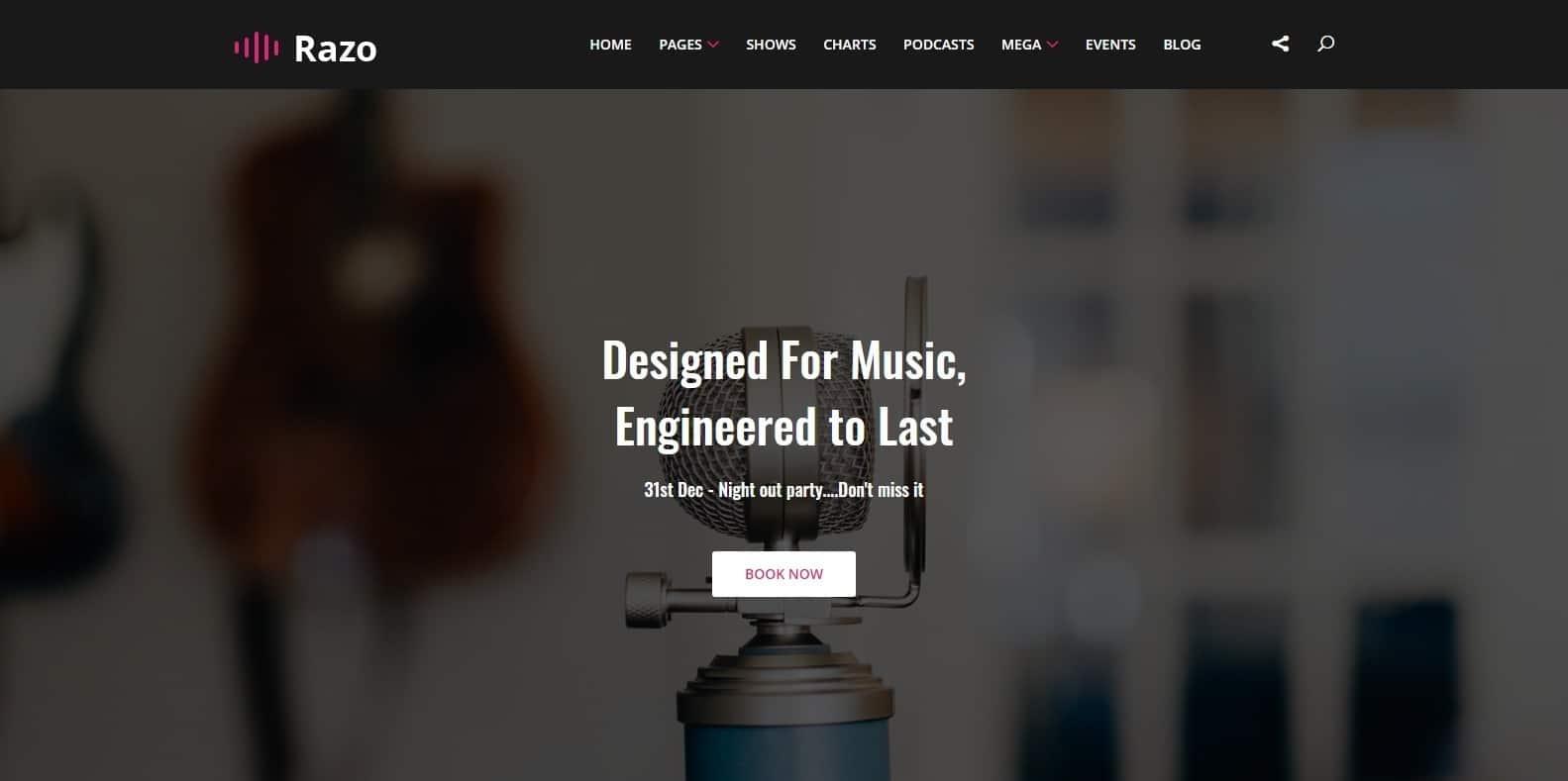 razo-html-free-website-template