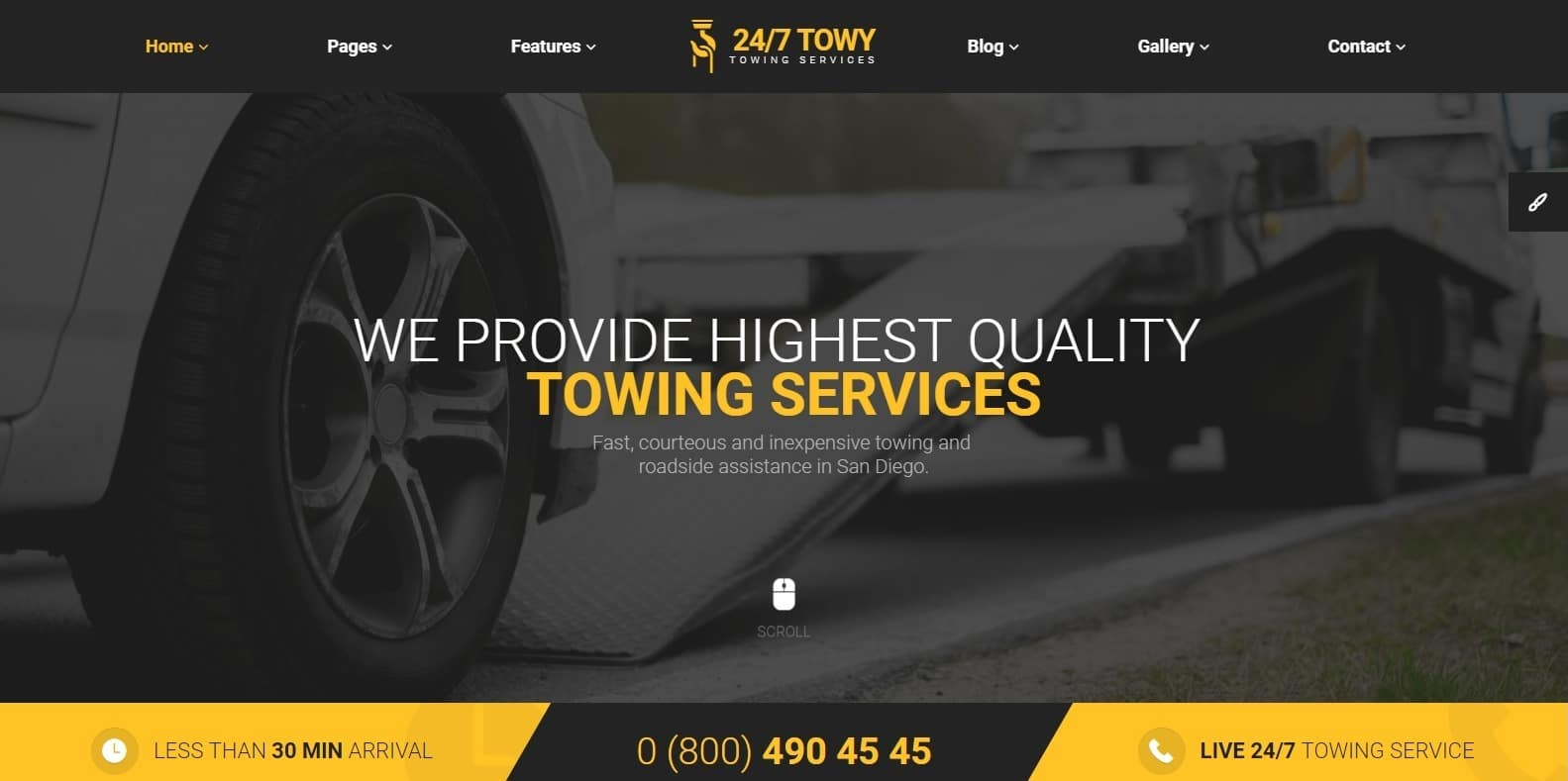 towy-automotive-website-template