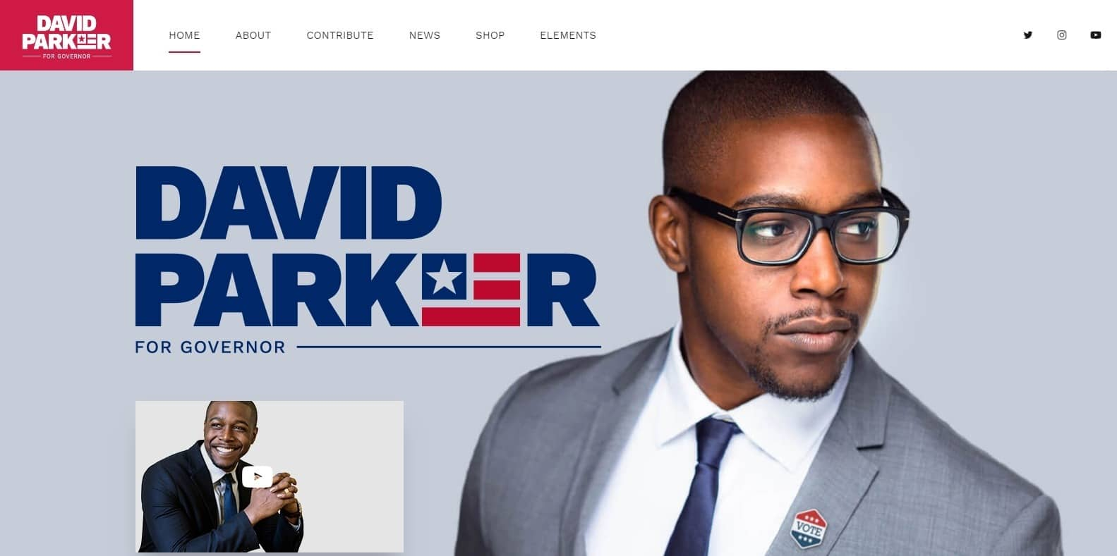 vox-populi-political-website-template