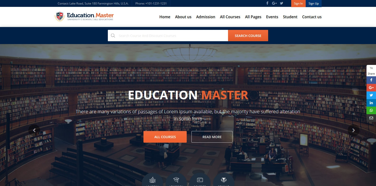 education-master-education-website-template