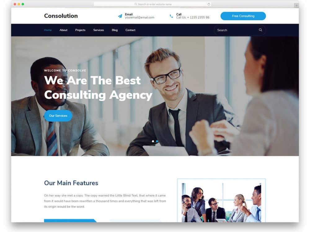 free-finance-website-templates-featured-image
