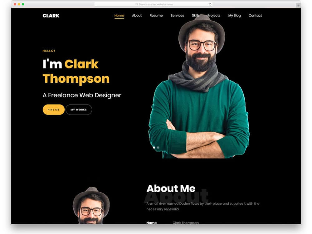 free-freelancer-website-templates-featured-image